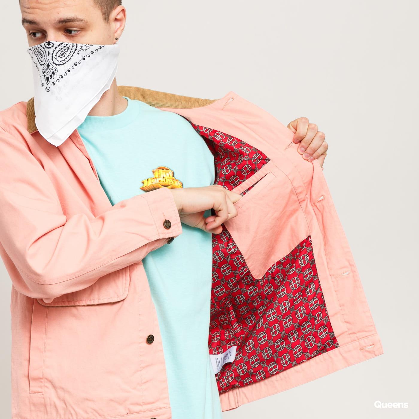 HUF Remington Jacket pink