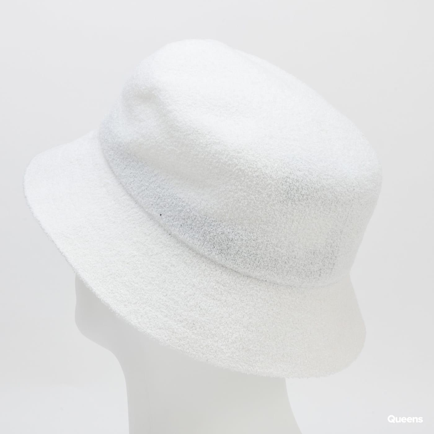 KANGOL Bermuda Bucket biely