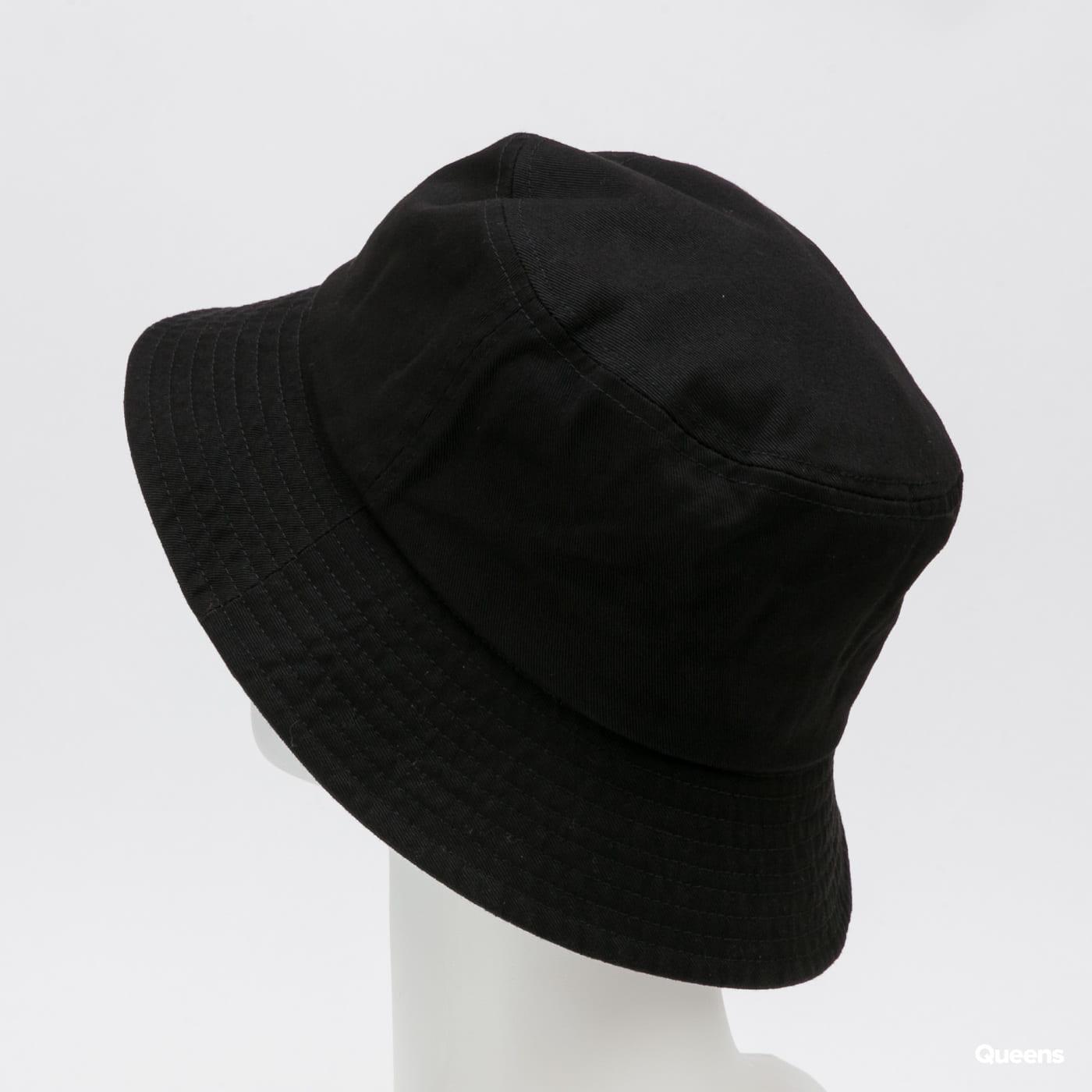 KANGOL Washed Bucket schwarz