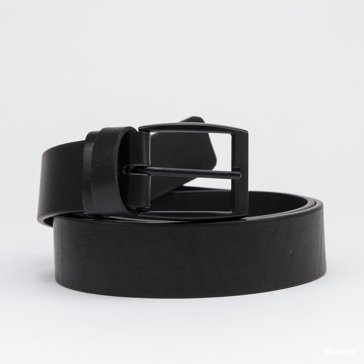Mass DNM Classic Leathet Belt black