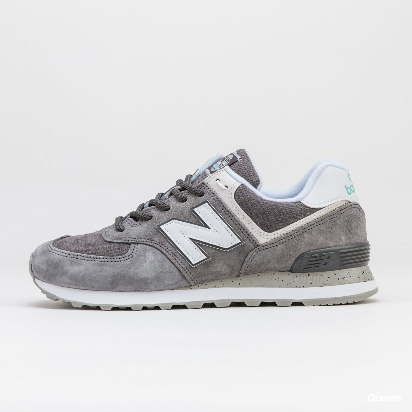 Sneakers New Balance ML574SPW – Queens 💚