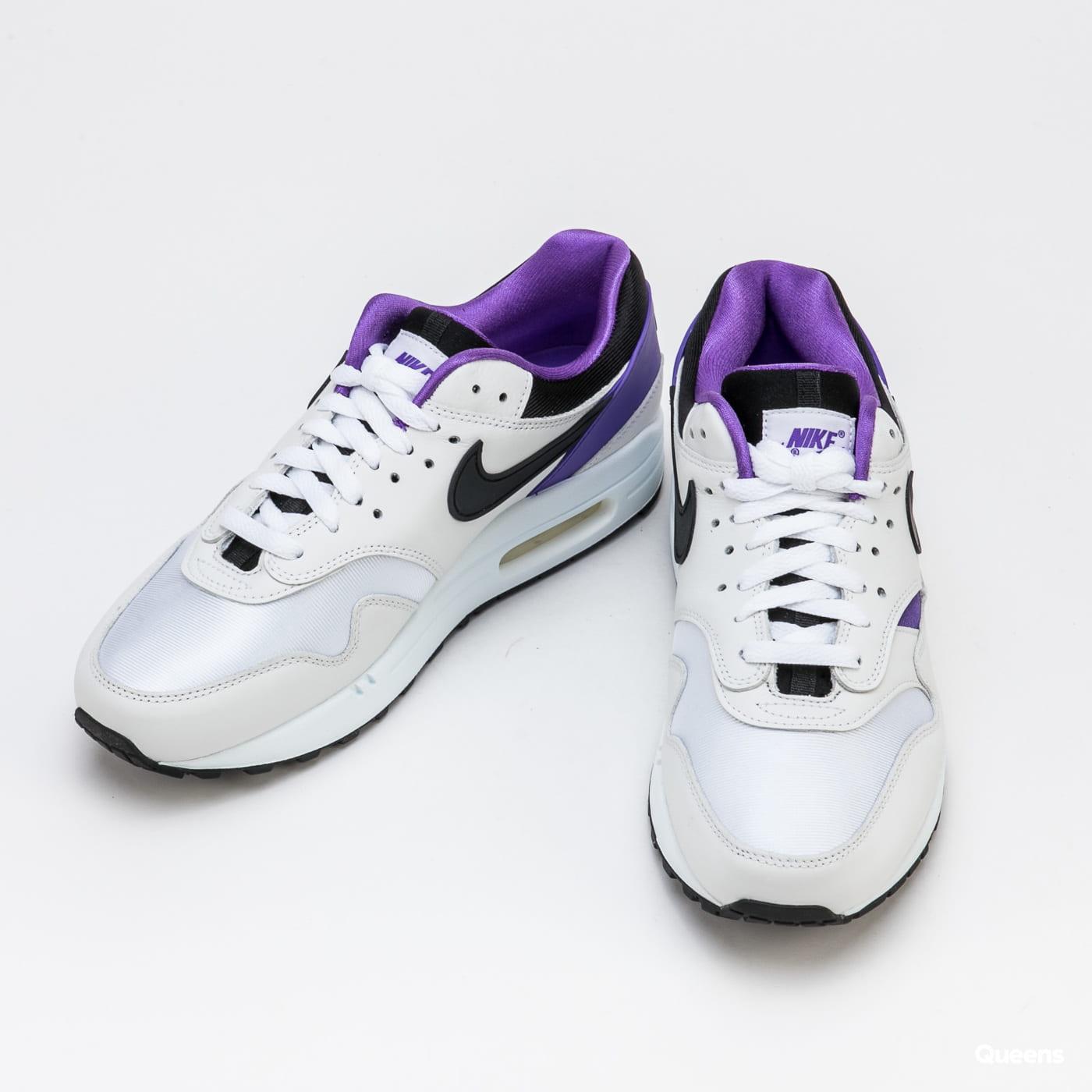 Nike Air Max 1 DNA CH.1 white / black - purple punch