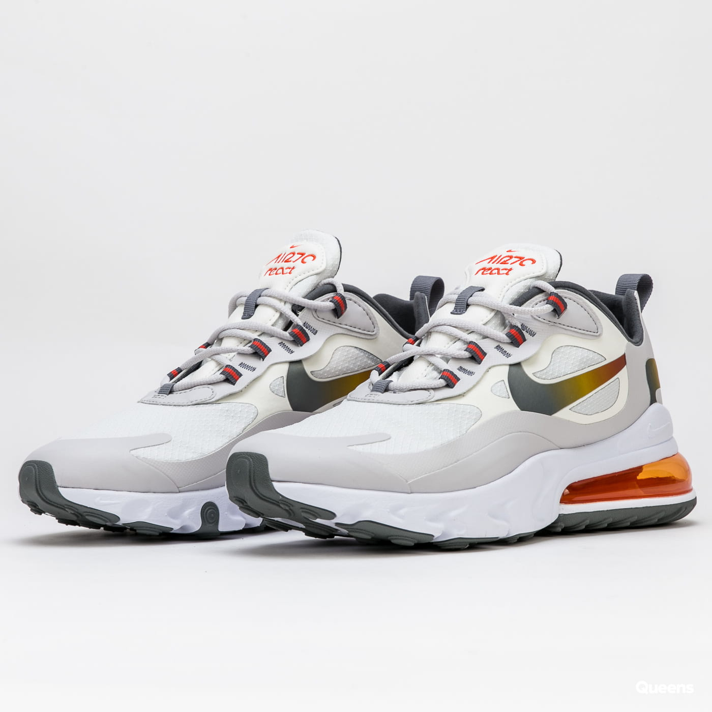 air max 270 react se white