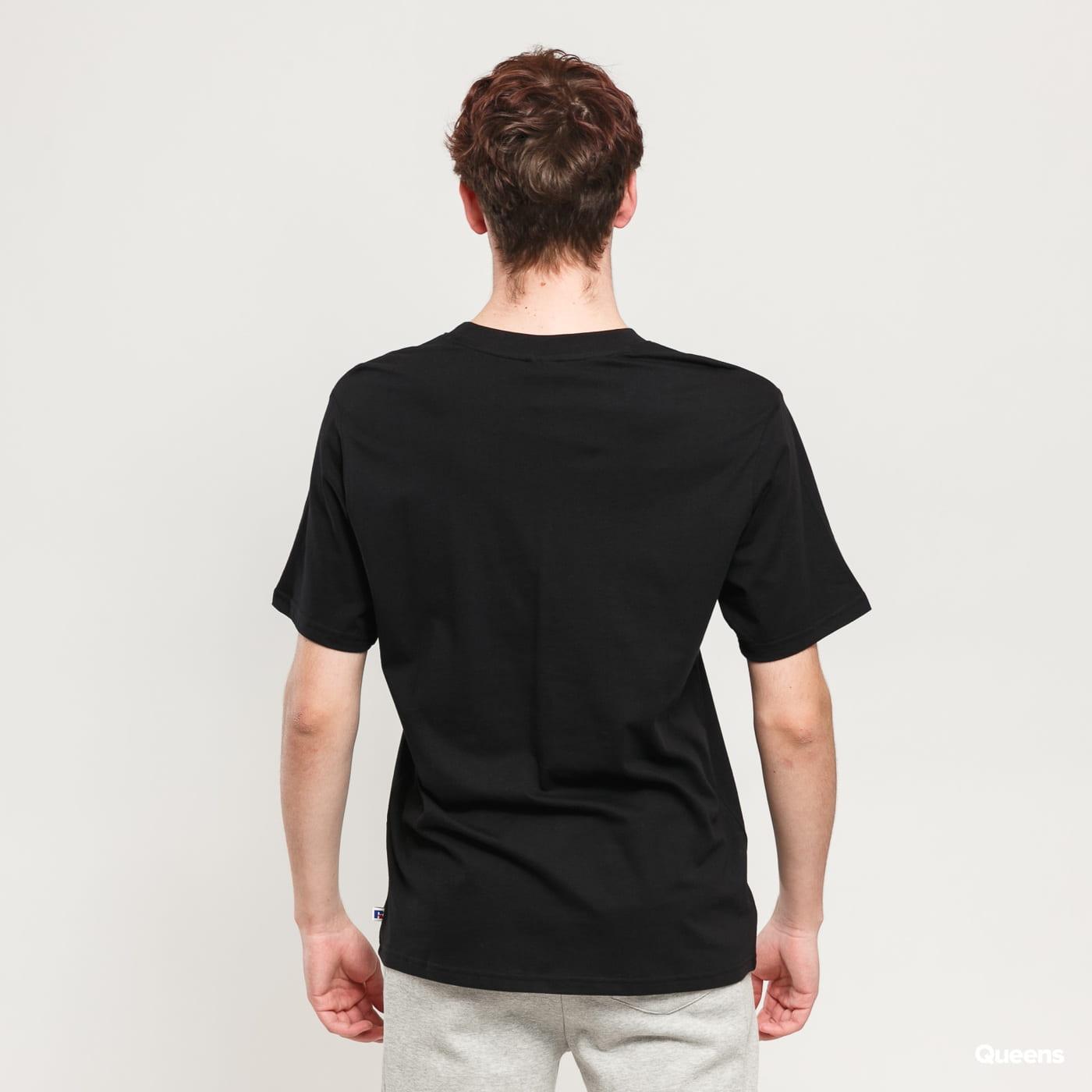 RUSSELL ATHLETIC Jerry T-Shirt černé