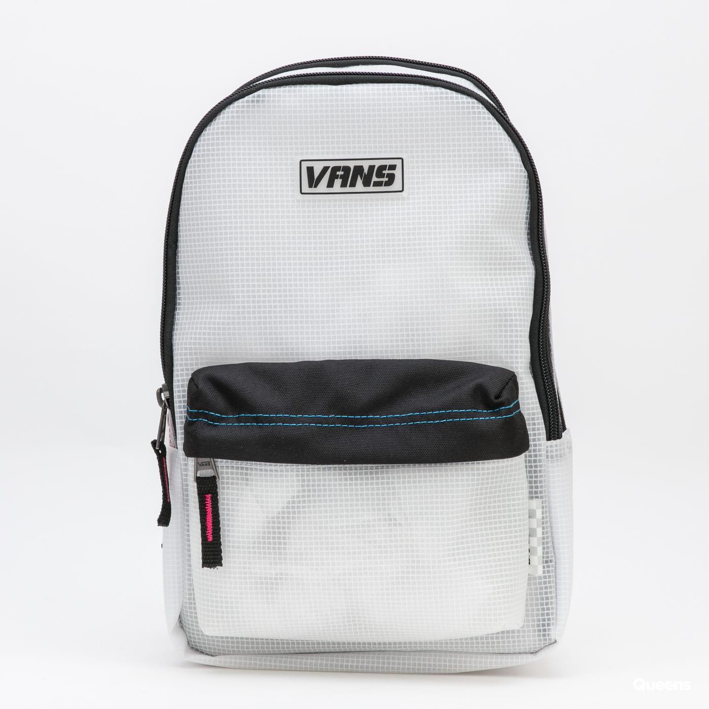 Vans Thread It Backpack white