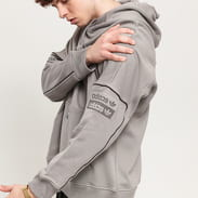 adidas Originals FS OTH Hoody tmavě šedá