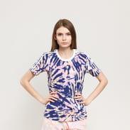 adidas Originals SS T-Shirt navy / růžové / oranžové / bílé