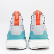 adidas Performance Terrex Free Hiker Parley dash grey / cloud white / true orange