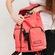 CALVIN KLEIN JEANS Primary Backpack růžový / černý