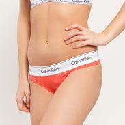 Calvin Klein Thong oranžové