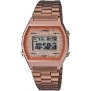 Casio B640WCG-5EF golden pink