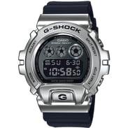 """Casio G-Shock GM 6900-1ER """"25th Anniversary Edition"""" silber / schwarz"""