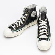 Converse Chuck 70 Hi black / green / egret