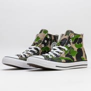 Converse Chuck Taylor All Star Hi black / candied ging