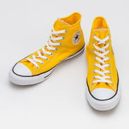 Converse Chuck Taylor All Star Hi amarillo / black / white
