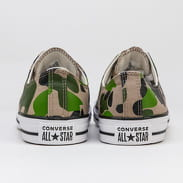 Converse Chuck Taylor All Star OX black / candied ging