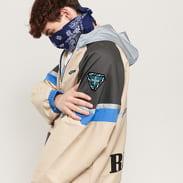 Puma Puma x Rhude HZ Jacket béžová / černá / modrá