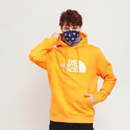 The North Face M Drew Peak Pullover Hoody oranžová