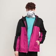 The North Face M Mountain Q Jacket fialová / černá