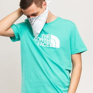 The North Face M SS Easy Tee tyrkysové