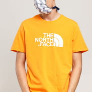 The North Face M SS Easy Tee oranžové