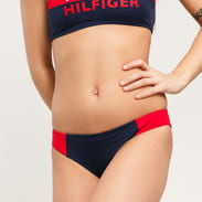 Tommy Hilfiger Bikini - Slip červené / navy