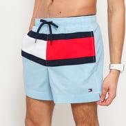 Tommy Hilfiger Medium Drawstring bílé / světle modré / červené / navy