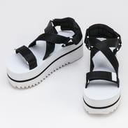 TOMMY JEANS Pop Color Platform Sandal black