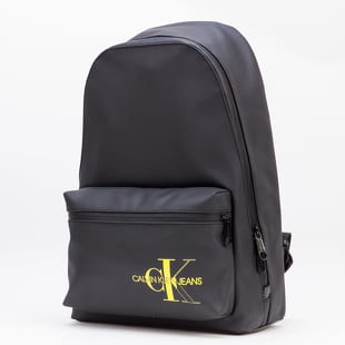 CALVIN KLEIN JEANS Coated Cotton Campus Backpack
