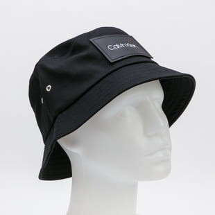 CALVIN KLEIN JEANS Leather Patch Bucket