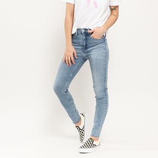 CALVIN KLEIN JEANS W High Rise Super Skinny Ankle