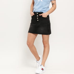 CALVIN KLEIN JEANS W Mid Rise Mini Skirt