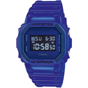 "Casio G-Shock DW 5600SB-2ER ""Color Skeleton Series"""