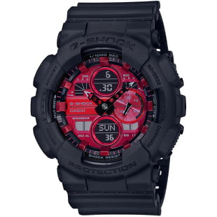 "Casio G-Shock GA 140AR-1AER ""Adrenalin Red Series"""