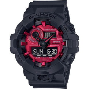 "Casio G-Shock GA 700AR-1AER ""Adrenalin Red Series"""