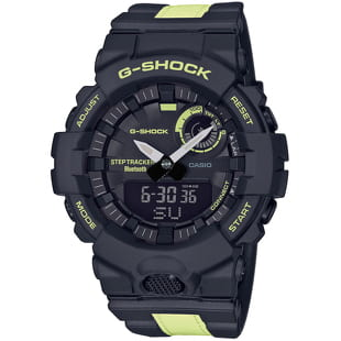 "Casio G-Shock GBA 800LU-1A1ER ""Phosphorescent"""