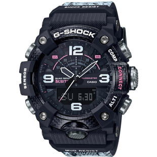 "Casio G-Shock Mudmaster GG B100BTN-1AER ""Burton"""