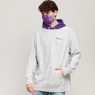 Champion Two Color Terry Hoodie