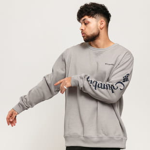Columbia Logo Fleece Crew
