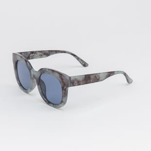 Jeepers Peepers Grey Tort BlueLens Sunglasses