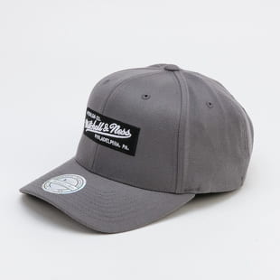 Mitchell & Ness 110 6-Panel Box Logo Cap