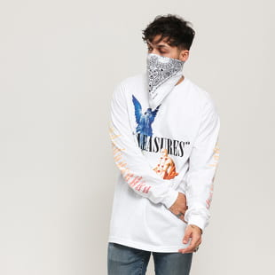 PLEASURES Return Long Sleeve Tee