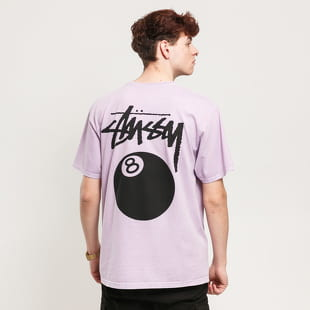 Stüssy 8 Ball Pig. Dyed Tee