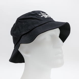 Stüssy Big Logo Canvas Bucket Hat