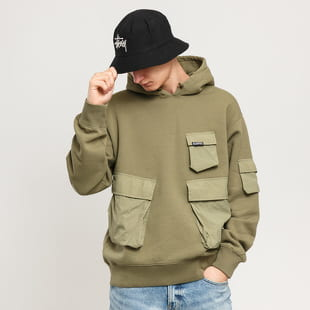Stüssy Cargo Fleece Hood
