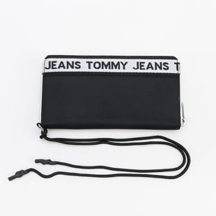 TOMMY JEANS Logo Tape Large Wallet