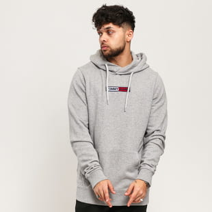 TOMMY JEANS M Embroidered Box Hoodie