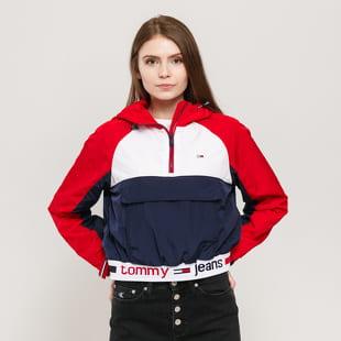 TOMMY JEANS W Branded Hem Popover Jacket
