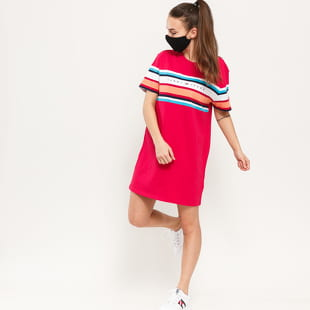 TOMMY JEANS W Logo Tee Dress