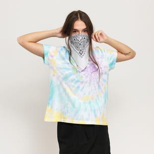 Urban Classics Ladies Tie Dye Boyfriend Tee